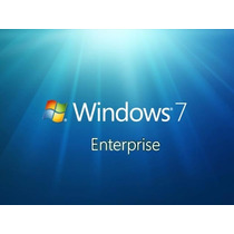 Chave Windows 7 Enterprise (32/64 Bits) 100% Original