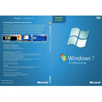 Licença / Chave / Serial - Windows 7 Professional