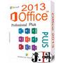 Office 2013 Pro Plus - Chave / Serial De Ativaçao Original ®