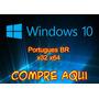 Windows 10 Pro Final Português Br Chave Ativação Vitalícia