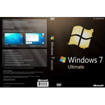 Windows 7 Ultimate Licença Perpétua. Aceita Formatação.