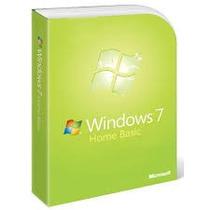 Windows 7 Home Basic 100% Original Ativaçao Garantida
