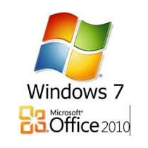 Kit Windows 7 Profesional 64 Bits + Office Home Busines 2010