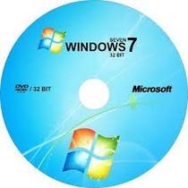 Windows 7 Seven Todas As Versões Completo / Frete Gratis