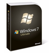 Licença / Chave / Serial / Windows 7 Ultimate
