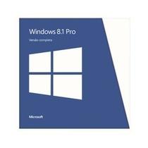 Kit 3 Licenças Windows 8.1 Pro Pt-br 32/64 Bit