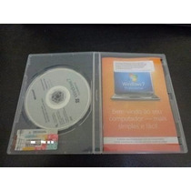 Windows 7 Profesional Oem 32bits Lacrado Portugues