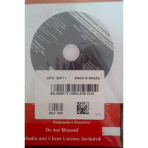 Dvd Cd Dell Windows7 Professional 64bits + Chave De Ativação