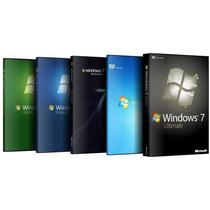 Windows 7 64bits / Profissional /ultimate