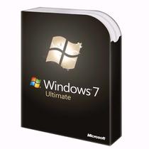 Licença Windows 7 Ultimate 32/ 64 Bit Portugues Brasil