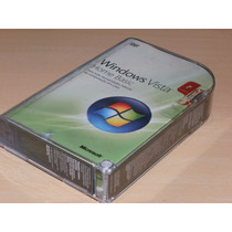 Windows Vista Home Basic Pt Br Dvd Fpp Original