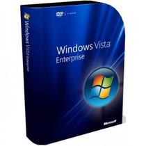 Promoção! Licença Chave Original Win Vista Enterprise - 1 Pc