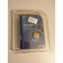 Compre Microsoft Windows Vista Business Em Dvd Original.
