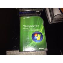 Microsoft Windows Vista Home Premium Full Fpp 32 64 Bits