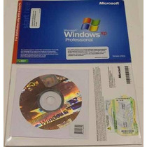 Windows Xp Professional Oem - Original Completo