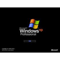 Windows Xp Professional - Vitalício - Versão Final