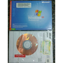 Windows Xp Professional Oem Br/pt Original