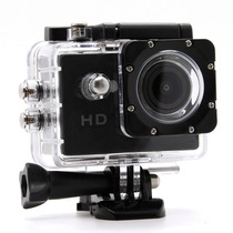 Câmera Hd720 Sport Cam X4000 Prova Dagua Mini Dv