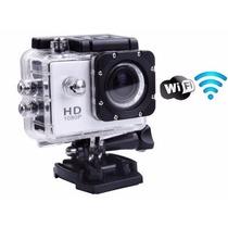 Câmera 1080p Wifi Hdmi Pro Filmadora Full Hd Prova D