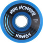 Rodas De Longboard Ladyachtz Mini Monster Hawgs 70 Mm 78a