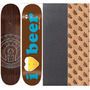 Shape Enjoi Double Impact Tie Dye 8.1 + Lixa Mobgrip