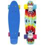 Skate Penny Board Nickel 27 Holiday Tie Dye