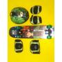Skate Infantil Ben 10, Marvel+capacete,joelheira,cotoveleira