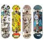 Skate Completo Profissional Importado H D - Shape De Maple