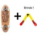 Skate Longboard Carver Swingboard Mormaii Surf- Frete Grátis
