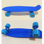 Skate Cruiser Mini Longboard - Skates Old School Retrô