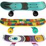 Mini Skate Fun Sortidos (monstros, Carro Ou Bloco) Bel Fix