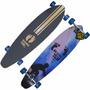 Skate Longboard 40 Abec 7 Truck Hang Ten Rodas 70 78aa
