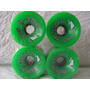 Roda Para Skate Long Board Down Hill Abec 11 Zigzag