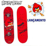 Skate Irado Angry Birds