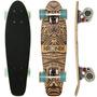 Skate Mini Longboard Penny Retrô Kronik Abec 7 Bambú