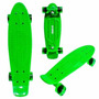 Skate Cruiser Mini Longboard Penny Retrô Kronik Abec 7 Verde