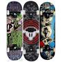 Skate Completo Black Sheep. Produto 100%original!!!!