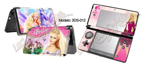 Skin Adesivo Pokemon Black E Outros Modelos P/ Nintendo 3ds!