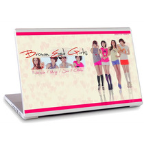 Skin Adesivo Notebook Perfume Banda Pop Japão Dj Skdi3139