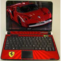 Acer One Ferrari Skin Para Netbook 10 Polegadas Pelicula