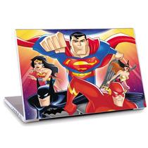 Skin Adesivo Notebook Desenho Serie Tv Super Herois Skdi0229