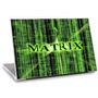 Skin Adesivo Notebook Matrix Filme Sinema Logo Tv Skdi1383