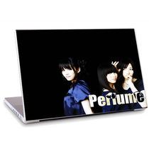 Skin Adesivo Notebook Perfume Banda Pop Japão Dj Skdi2982
