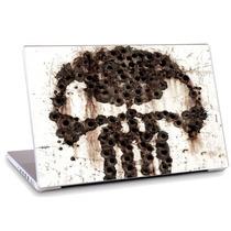 Skin Adesivo Notebook Arte Digital Abstrata Arma Skdi3950