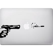 Adesivo Arma Criativa Para Macbook Pro/ Air