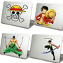 Skin Adesivo Para Notebook E Tablet Do One Piece