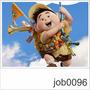 Adesivo Infantil Desenho Filme Up Menino Russel Job0096