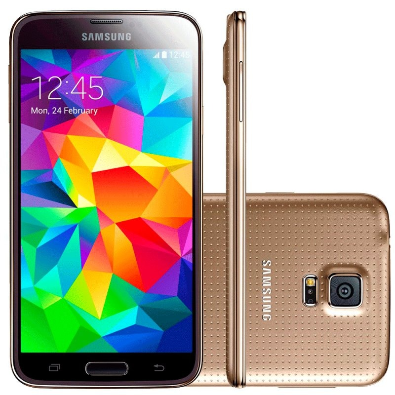 smartphone samsung galaxy s5 duos desbloqueado dual chip. Black Bedroom Furniture Sets. Home Design Ideas