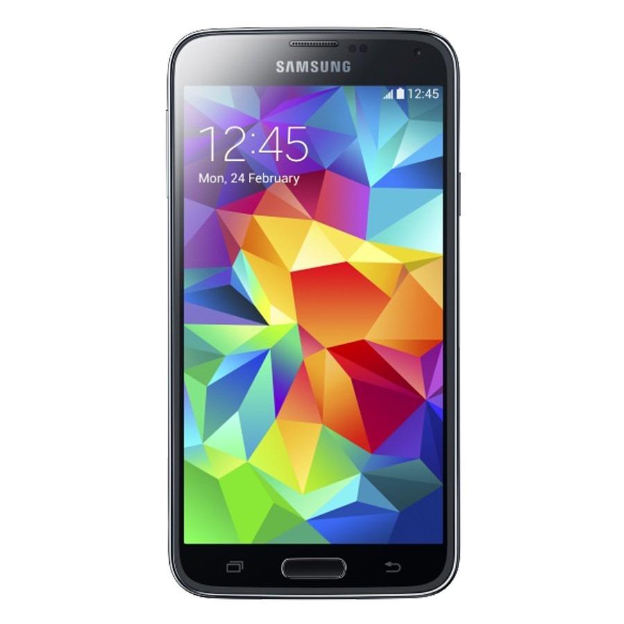 smartphone samsung galaxy s5 g900m preto desbloqueado r. Black Bedroom Furniture Sets. Home Design Ideas
