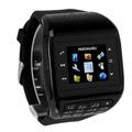 Super Relógio Celular Q8-2 Chips-cartão 4gb+fone Bluetooth